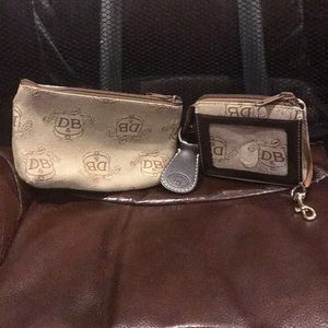D & B Donegal Crest Lot of 3 Storage ID Items
